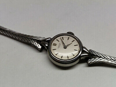 Vintage IWC Ladies Manual Wind Watch From The 1960/70's • 90£