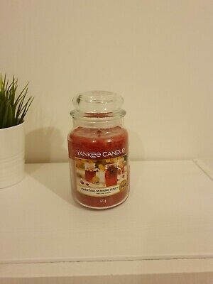 Yankee Candle Large Jar -  Christmas Morning Punch • 19.99£