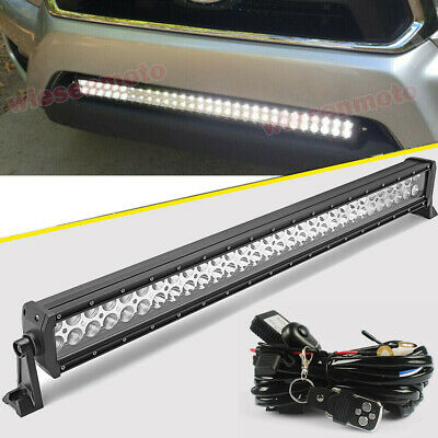 $55.99 • Buy Fit 05-15 Toyota Tacoma Off-road 32'' 180W Combo LED Light Bar W/ Remote Control