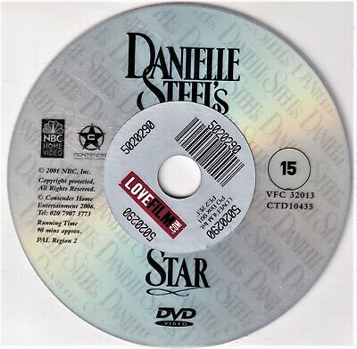 Danielle Steel's Star DVD • 1.20£