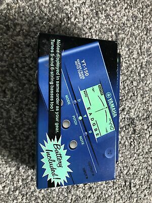 Yamaha YT-150 Auto Tuner For Guitar And Bass • 3.90£