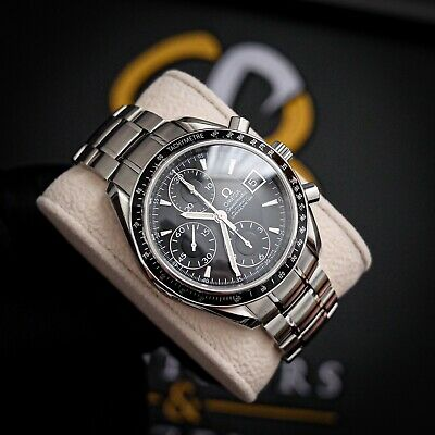 Omega Speedmaster 40mm Chronograph Automatic Date Watch Ref. 3210.50.00 • 1,750£