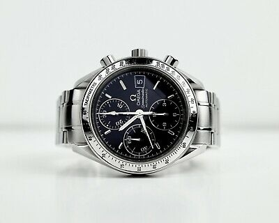 Omega Speedmaster Automatic Chronograph Watch With Box & Papers Ref. 3513.50.00 • 1,950£