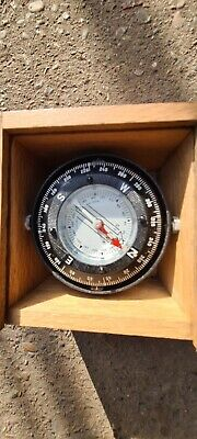 Silva Ship/boat Steering Compass  In An  Box.  • 39£