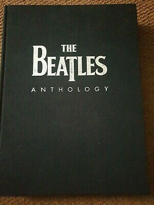 The Beatles Anthology Hardback Book • 4.75£