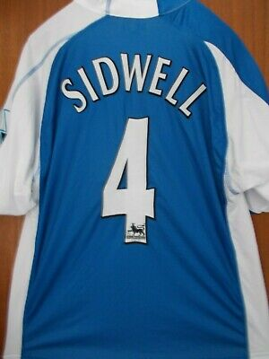 Steve Sidwell - Reading Premier League 2006/2007 Season Shirt Signed By Squad • 89.99£