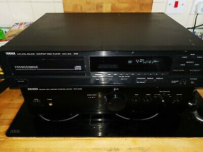 Yamaha CDX-510 Natural Sound CD Player • 32.99£