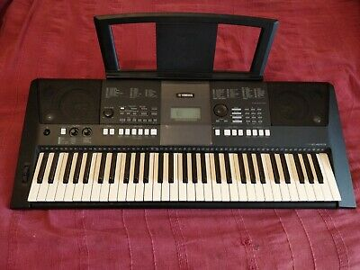 Yamaha PSR-E423 Keyboard + Power Supply • 100£