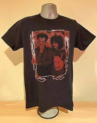 The Cure And Siouxsie And The Banshees T-shirt - Sioux Post Punk New Wave Goth • 14.99£