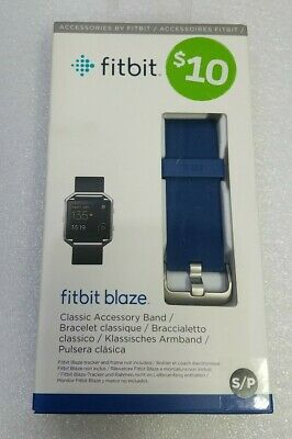 $ CDN12.09 • Buy Fitbit Blaze Classic Accessory Band Small