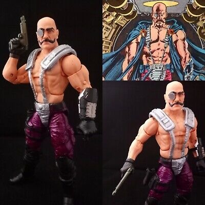 $ CDN78.40 • Buy GI Joe Classified Dr. Mindbender Custom Action Figure Marvel Legends DCU