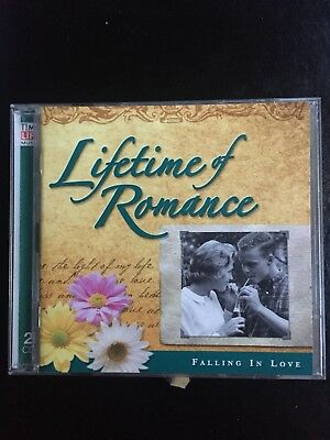 Lifetime Of Romance Falling In Love Used 32 Track Ballads Easy Compilation Cd • 2.50£