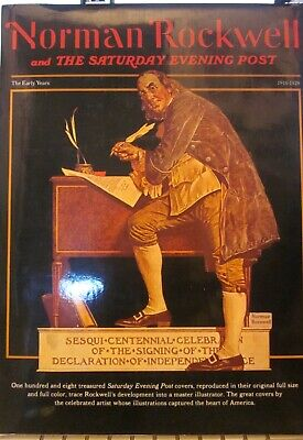 $ CDN7.72 • Buy Norman Rockwell Coffee Table Book/The Early Years 1916-1928