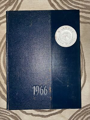 1966 Riverside High School Yearbook Buffalo, New York NY The Skipper • 18.81£