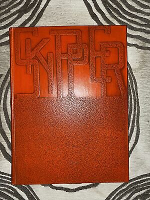 1967 Riverside High School Yearbook Buffalo, New York NY The Skipper • 18.81£