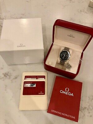 OMEGA Speedmaster Professional Moonwatch 42mm 3570.50.00 Excellent Condition  • 2,300£