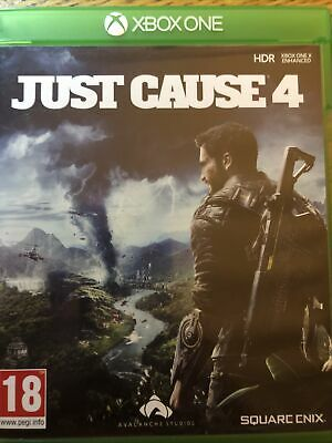 Just Cause 4 Xbox One Game • 2.99£