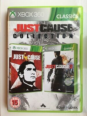 Just Cause Collection XBox 360 • 1.40£