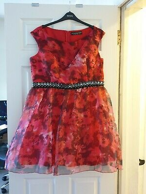 NEW Little Mistress Party Or Prom Dress, Size 20 • 13.50£