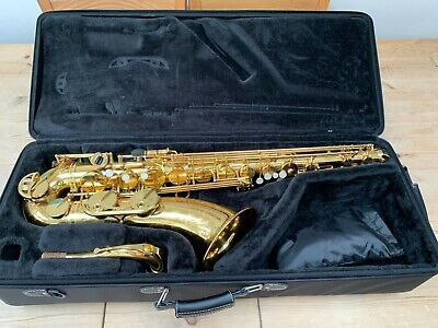 YAMAHA YTS-62 TENOR SAXOPHONE MK 2 Excellent Condition Great Sound • 730£