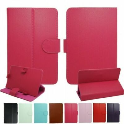 Smart Magnetic Book Flip Universal Leather Case For ACER DELL HONOR 7 10 Tablet • 4.89£