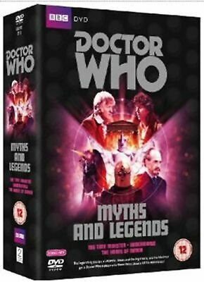 Doctor Who Myths And & Legends DVD New & Sealed • 15.99£