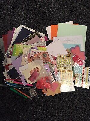 Card Making Clearout Bundle - Destash (1) - Free Post • 9.95£
