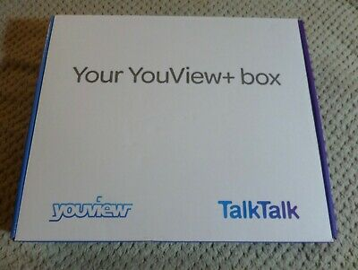 TalkTlak DN372T   YouView  Freeview   HD Box 320gb • 10£