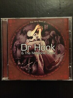 Dr Hook + Medicine Show Very Best Of Used 24 Track Greatest Hits Cd Pop Rock 70s • 3.50£