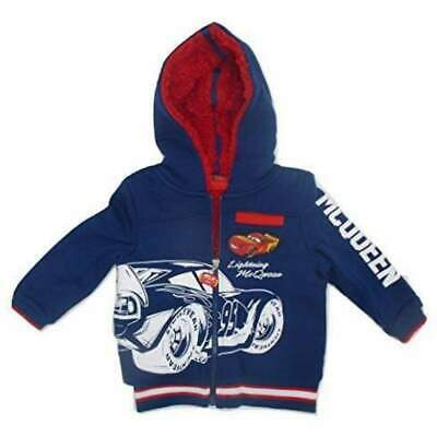 Disney Cars Boys Jacket Hoodie • 20.89£