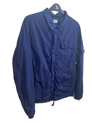 CP Company Chrome Overshirt Size XL • 140£