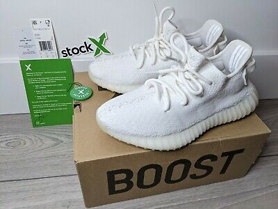 $ CDN560.45 • Buy Adidas YEEZY BOOST 350 V2 Cream/triple White Men US Size 6 - EXCELLENT CONDITION