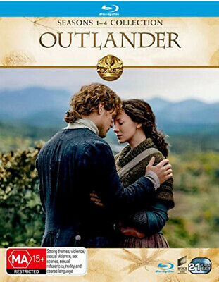 AU49.95 • Buy Outlander Seasons 1-4 Blu-ray BRAND NEW/SEALED Region B