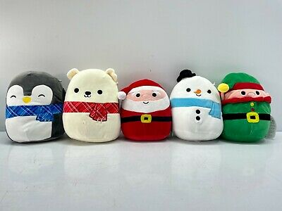 £12.95 • Buy 2 X Squishmallows 7.5  Super Soft Cute Cuddle Plush Toys (different Variety's)