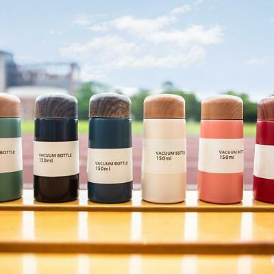 AU18.22 • Buy 1Pc Mini Stainless Steel Thermos Bottle Portable Vacuum Flask Pocket Thermos Cup