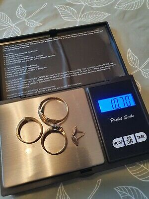 9ct Gold Rings , Scrap 9ct Gold,  Usable 9ct Gold Rings , 9ct Gold  • 269.99£