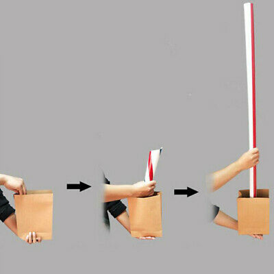 Appearing Big Straw From Empty Bag Close Up Stage Magic Props ToysSPUKL_JO • 6.82£