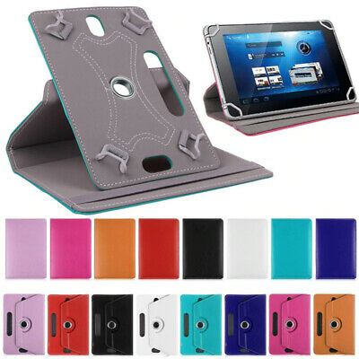AU7.11 • Buy 360 Rotating Universal Leather Case Stand For SAMSUNG GALAXY Tablet PC 7 Inch