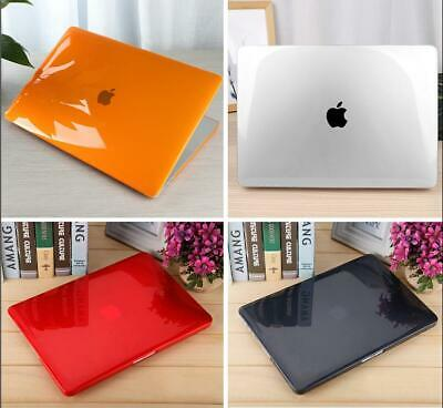 $17.20 • Buy For MacBook Pro 13  Inch M1 Clear Case 2020 2019 2018 2017 Release A2338 A2289
