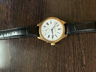 IWC Gold Plated Very Large Original Observatory Chronometer. • 750£