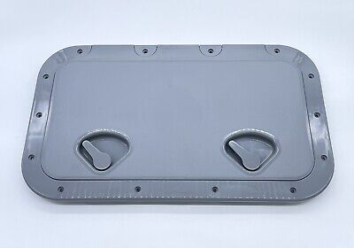 £46.75 • Buy Nuova Rade Hinged Boat Access/Inspection Hatch (600mm X 355mm) Grey