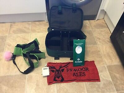 Drakes Pride Bowls Bag And Accessories Only Used 3 Times. Very Good Condition • 25£
