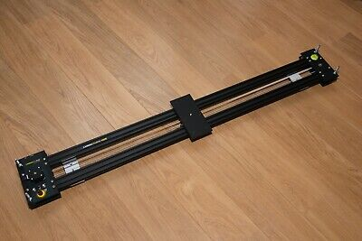 Camera Slider, Motorised, Programmable, Totally Quiet, Double Rail & 1.4m Long • 170£