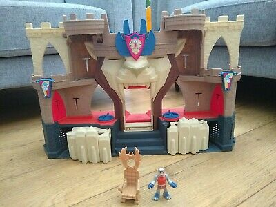 Imaginext Fisher-Price Lions Den Knights Castle • 12£