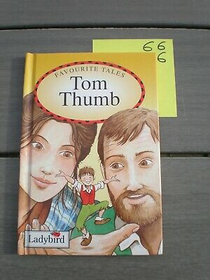 Ladybird Book Favourite Tales Tom Thumb  1993 • 2.99£