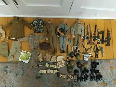 $ CDN27.21 • Buy Vintage GI Joe Lot Action Figures And Accessories 1994 Weapons