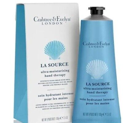Crabtree And Evelyn La Source Hand Cream 100g # £20.50 • 10.99£