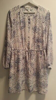 AU14.95 • Buy Forever New Ladies Pretty Floral Dress Size 8 As New Condition