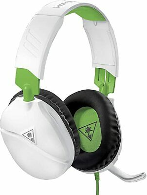 £17.99 • Buy TURTLE BEACH Ear Force Recon 70 X White Wired Gaming Headset
