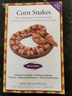 Corn Snakes,the Comprehensive Guide • 3£